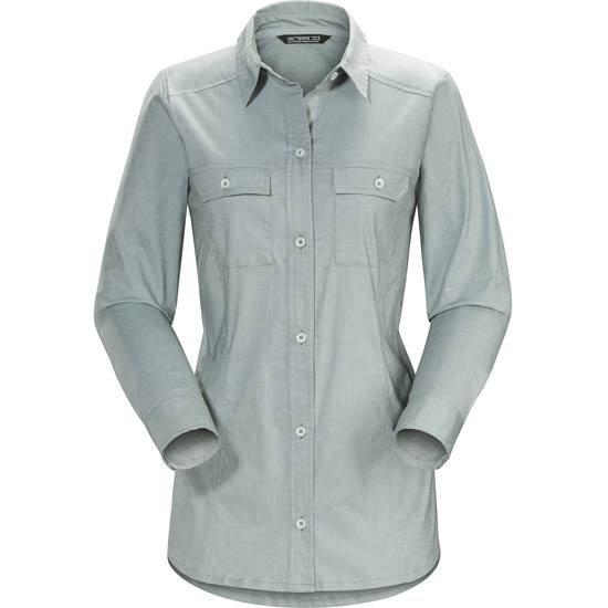 Arc'teryx Ballard LS Shirt W - Rishi