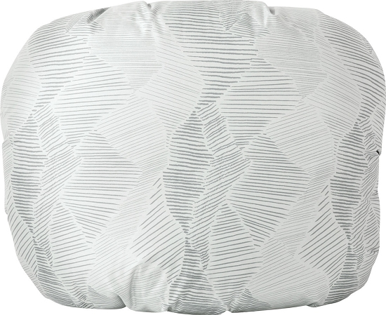 Therm-a-rest Down Pillow R - Gray Mountain