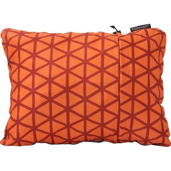 Therm-a-rest Compressible Pillow XL - Cardinal