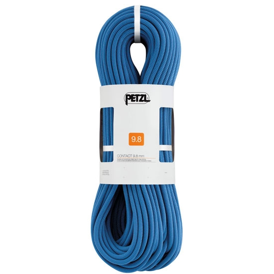 Petzl Contact 9.8 mm x 60 m - Azul
