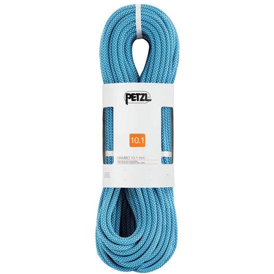 Petzl Mambo 10.1 mm x 50 m - Azul