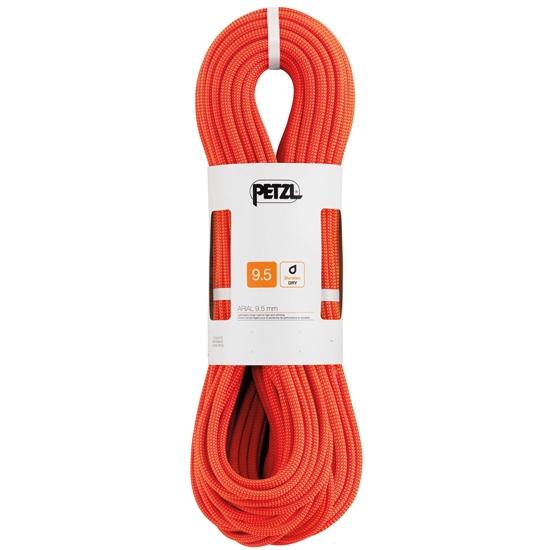 Petzl Arial 9.5 mm x 70 m - Orange
