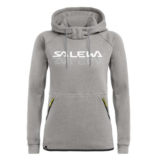 Salewa Reflection Dry Hoody W - Grey Melange