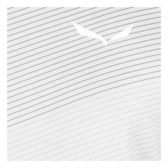 Salewa Pedroc Printed S/S Tee - Detail Foto