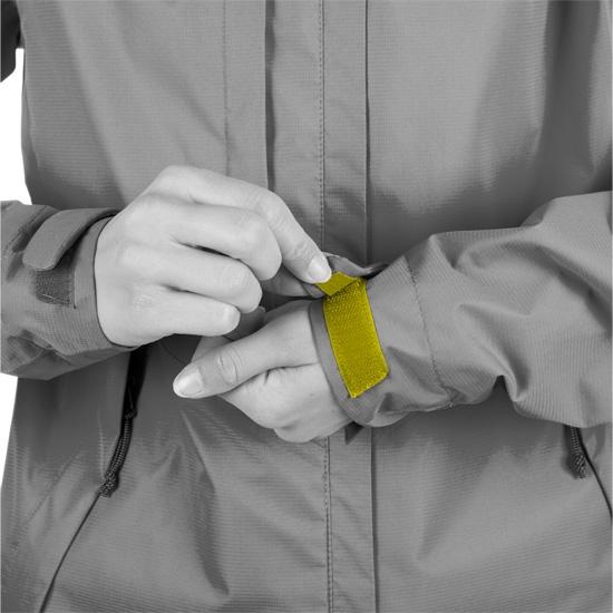Salewa Puez Clastic Powertex 2L Jacket W - Photo de détail