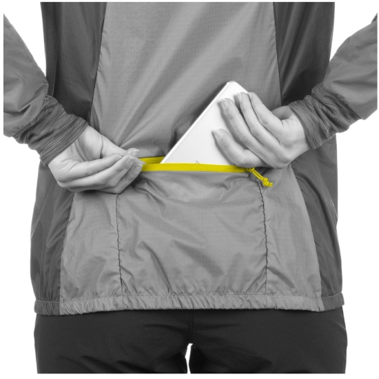 Salewa Pedroc Wind Jacket W - Photo de détail