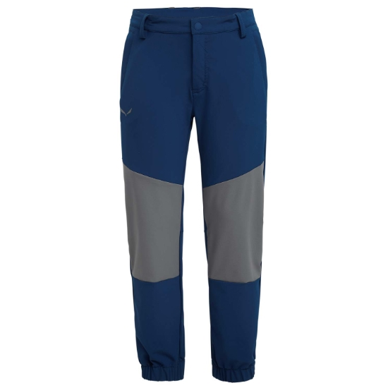Salewa Agner 3 Durastretch Pant Kid - Poseidon