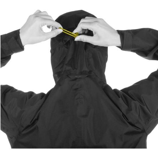 Salewa Puez Powertex 2L Jacket W - Photo of detail