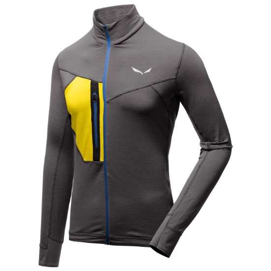 Salewa Pedroc Polartec Full Zip - Magnet