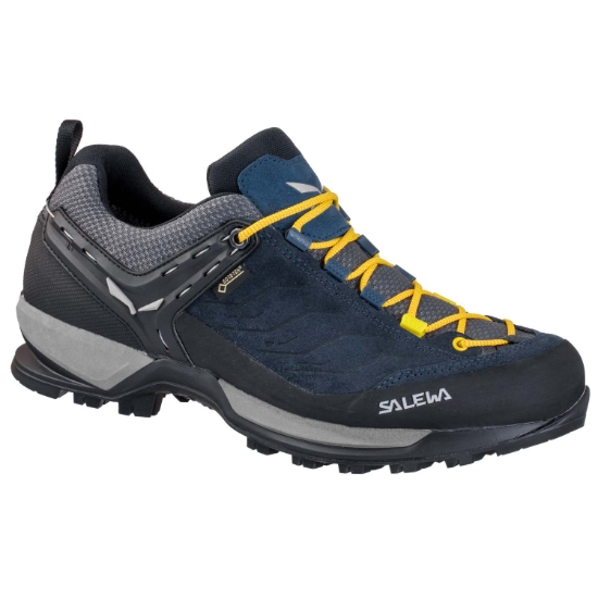 Salewa Mtn Trainer GTX - Night Black/Kamille