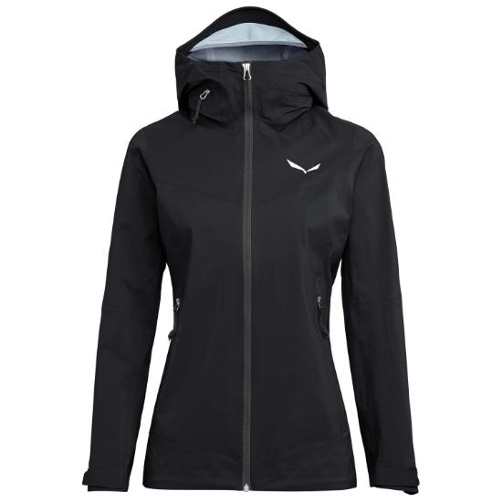 Salewa Ortles Powertex 3L Stretch Jacket W - Black Out