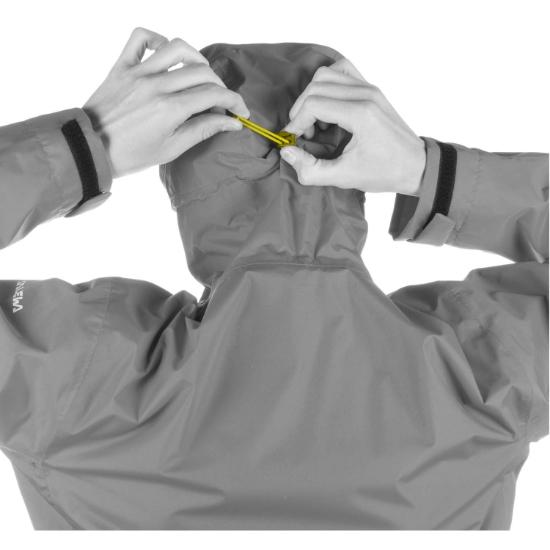Salewa Puez Powertex 2L Jacket - Detail Foto