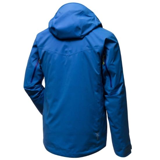 Salewa Ortles Powertex 3L Stretch Jacket - Detail Foto