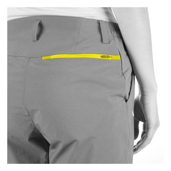 Salewa Puez 2 Durastretch Shorts W - Photo of detail
