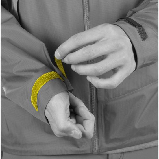 Salewa Puez 2 Powertex 3L Jacket - Detail Foto