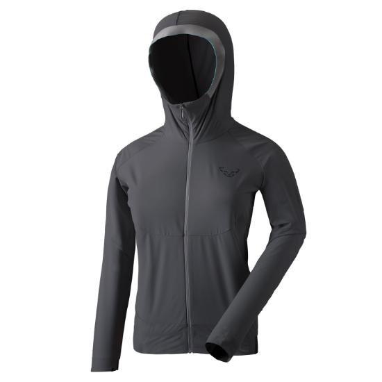 Dynafit 24/7 Stretch Jacket W - Asphalt