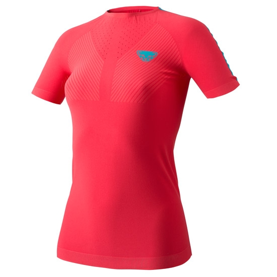 Dynafit Elevation S-Tech SS Tee W - Hibiscus