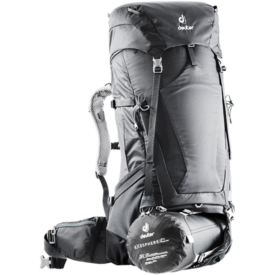 Deuter Futura Vario 45+10 W - Photo of detail