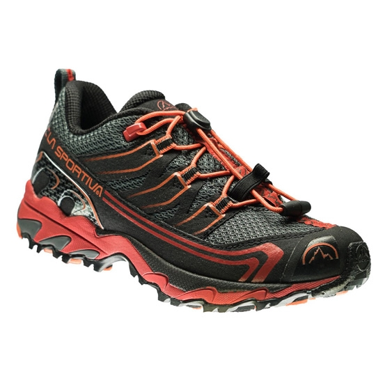 La Sportiva Falkon Low 27-35 - Carbon/Flame