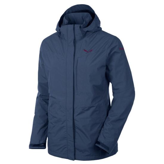Salewa Fanes GTX 2L Jacket W - Dark Denim