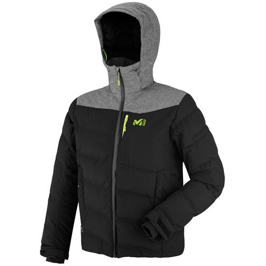 Millet Sun Peaks Hybrid II Jacket - Black/Noir