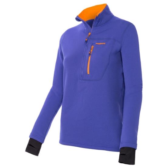 Trangoworld TRX2 Stretch Pro Pullover W - Morado
