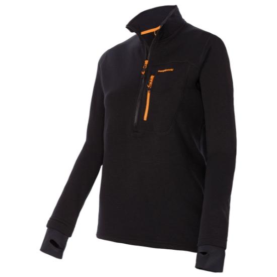 Trangoworld TRX2 Stretch Pro Pullover W - Negro