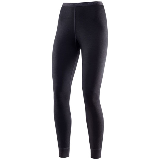 Devold Duo Active Long John W - Black