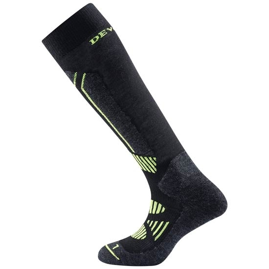 Devold Alpine Sock - Black