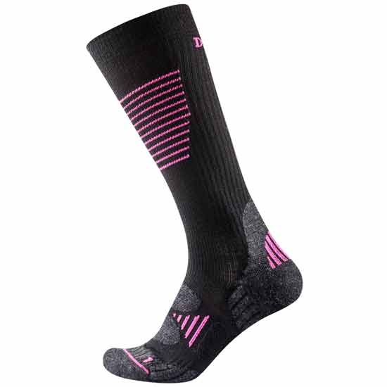 Devold Cross Country Sock W - Black