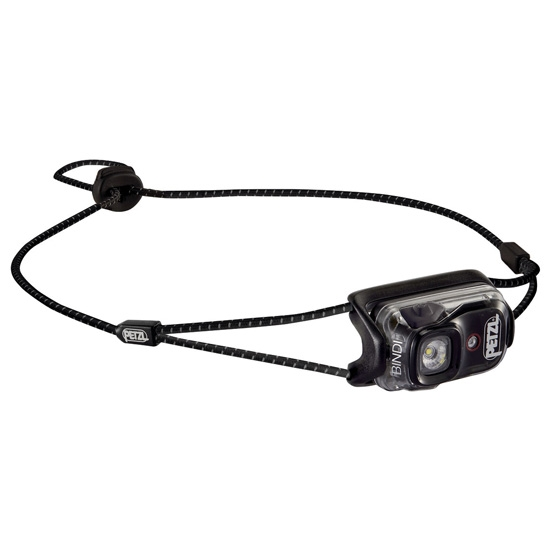 Petzl Bindi - Black