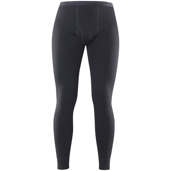 Devold Duo Active M Long Johns W/Fly - Black