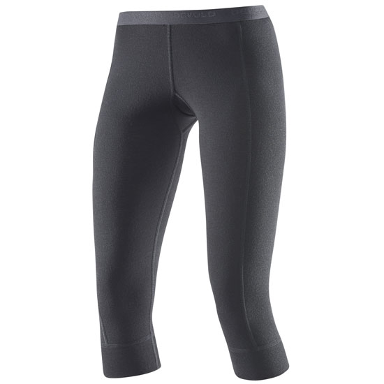 Devold Hiking 3/4 Long Johns W - Black