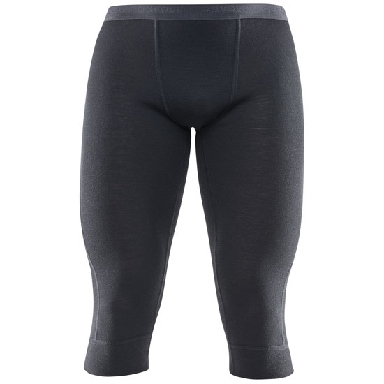 Devold Hiking M 3/4 Long Johns - Black