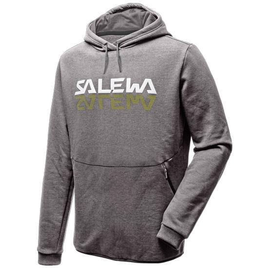 Salewa Reflection Dry Hoody - Grey Melange