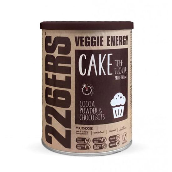 226ers Evo Veggie Cake Choco y ChocoBits -
