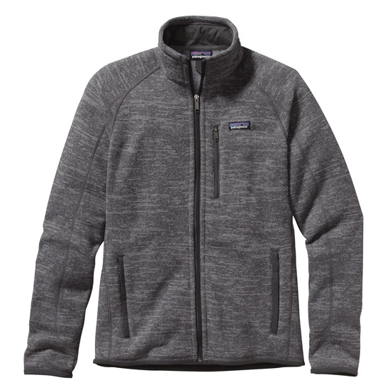 Patagonia Better Sweater Jacket - Niclke/Forge Grey