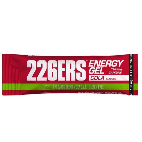 226ers Energy Gel BIO Cola/Cafeina 160g -