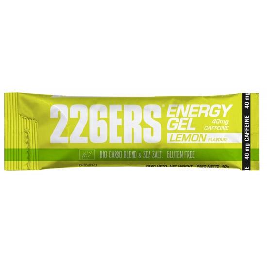 226ers Energy Gel Bio Lemon/Cafeína 40mg -