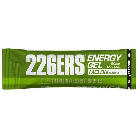 226ers Energy Gel BIO Melon/Cafeína 80g -