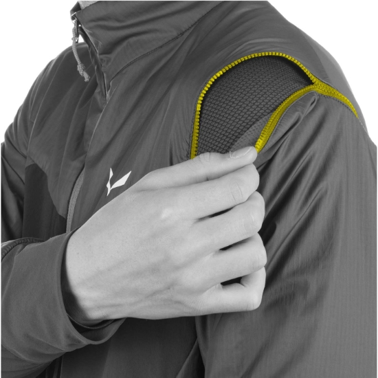 Salewa Pedroc Hybrid Alpha 2/1 Jacket - Photo of detail