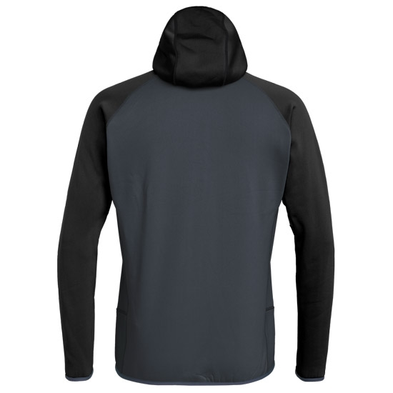 Salewa Puez 3 PL Full Zip Hoody - Detail Foto
