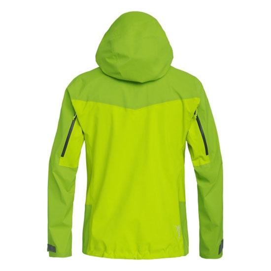 Salewa Ortles Ptx 3L Stretch Jacket - Detail Foto