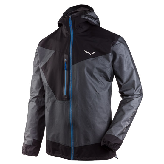 Salewa Pedroc 2 Gtx Active Jacket - Caviar