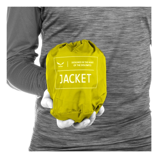 Salewa Pedroc 2 Gtx Active Jacket - Photo of detail