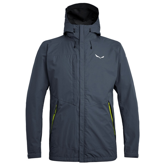 Salewa Puez Clastic Powertex 2L Jacket - Ombre Blue