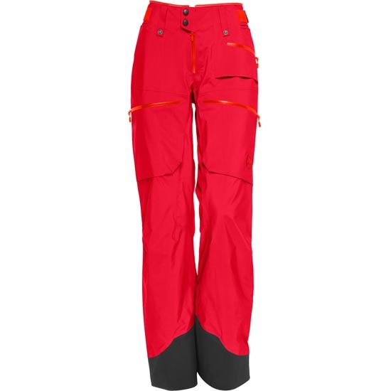 Norrona Lofoten GTX Pro Light Pants W - Rebel Red