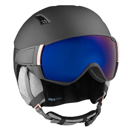f5c9ce89118 Salomon Mirage - Mujer - Cascos - Cascos y Protecciones - Esquí y ...