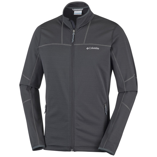 Columbia Walnut Hills Full Zip - Black