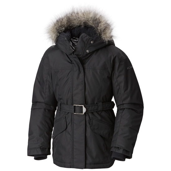 Columbia Carson Pass Jacket Jr - Black